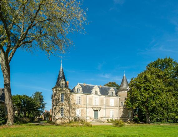 chateau geneston